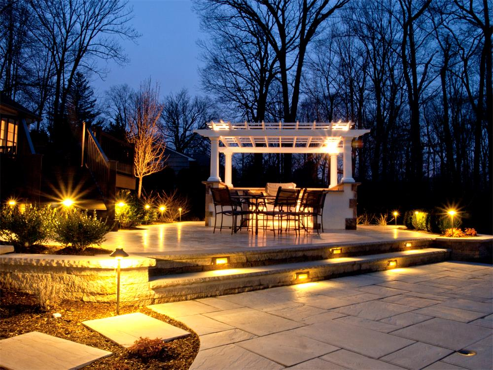 landscape lighting bergen county nj KWKOIHJ