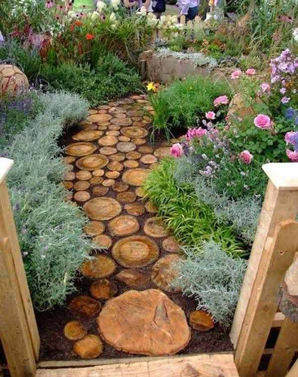 landscaping ideas backyard-landscaping-woohome-5 QRGGQJD