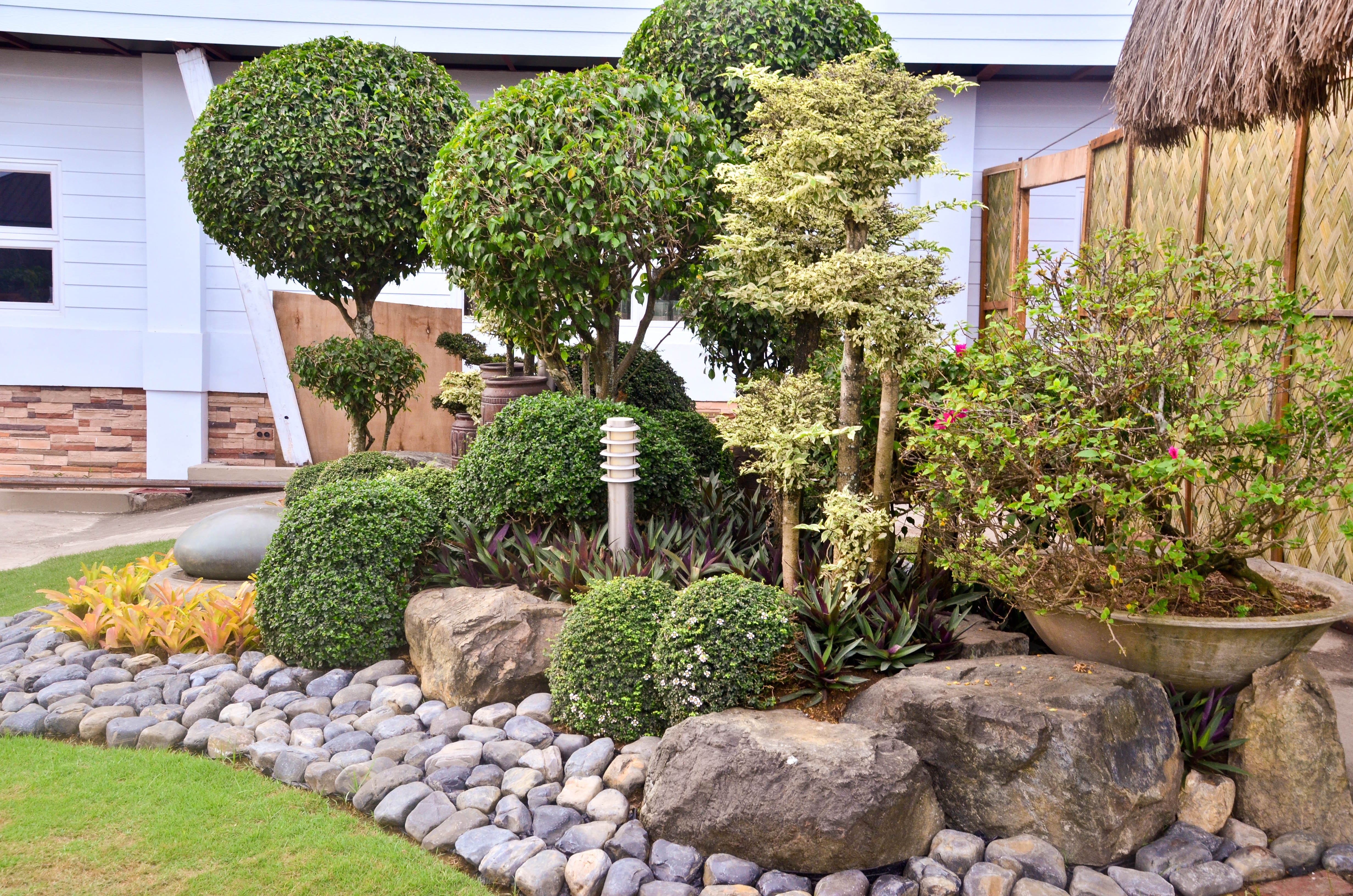 landscaping rocks how to landscape with rocks: 6 steps (with pictures) - wikihow JAHICDK