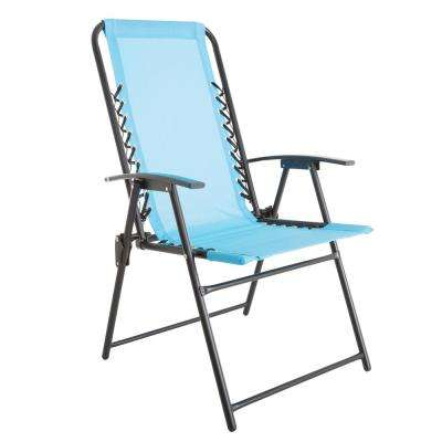lawn chairs patio lawn chair in blue WNYYHCI