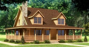 log home plans beaufort main photo - southland log homes WYJQNAF