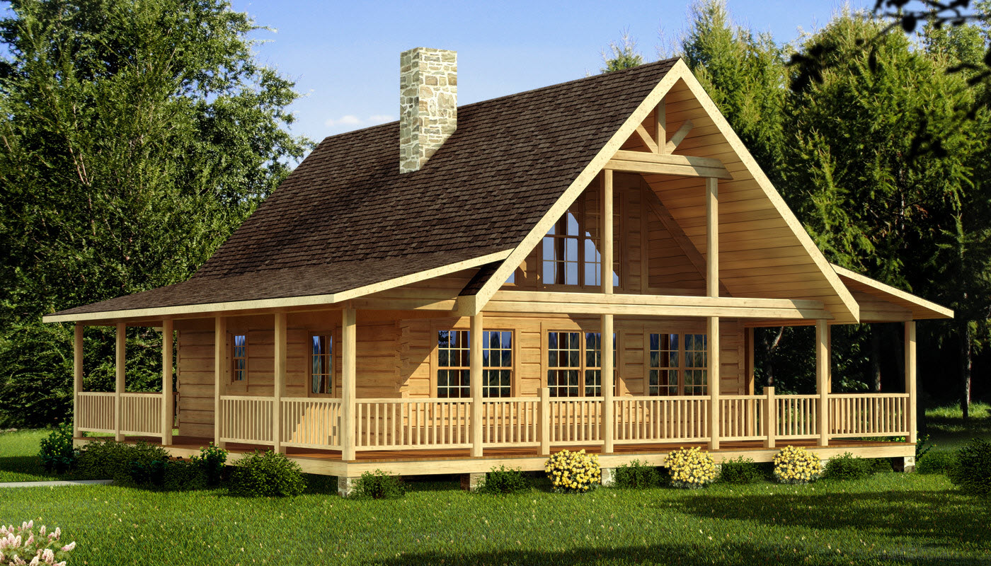 log home plans carson main photo - southland log homes QCZTYCQ