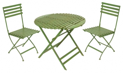 look out for outdoor table and chairs that are easy to clean KRZMSVB