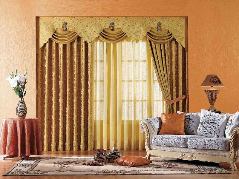 make your home attractive with custom curtains NOQZDMX
