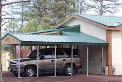 metal carport kits JRXSWIH