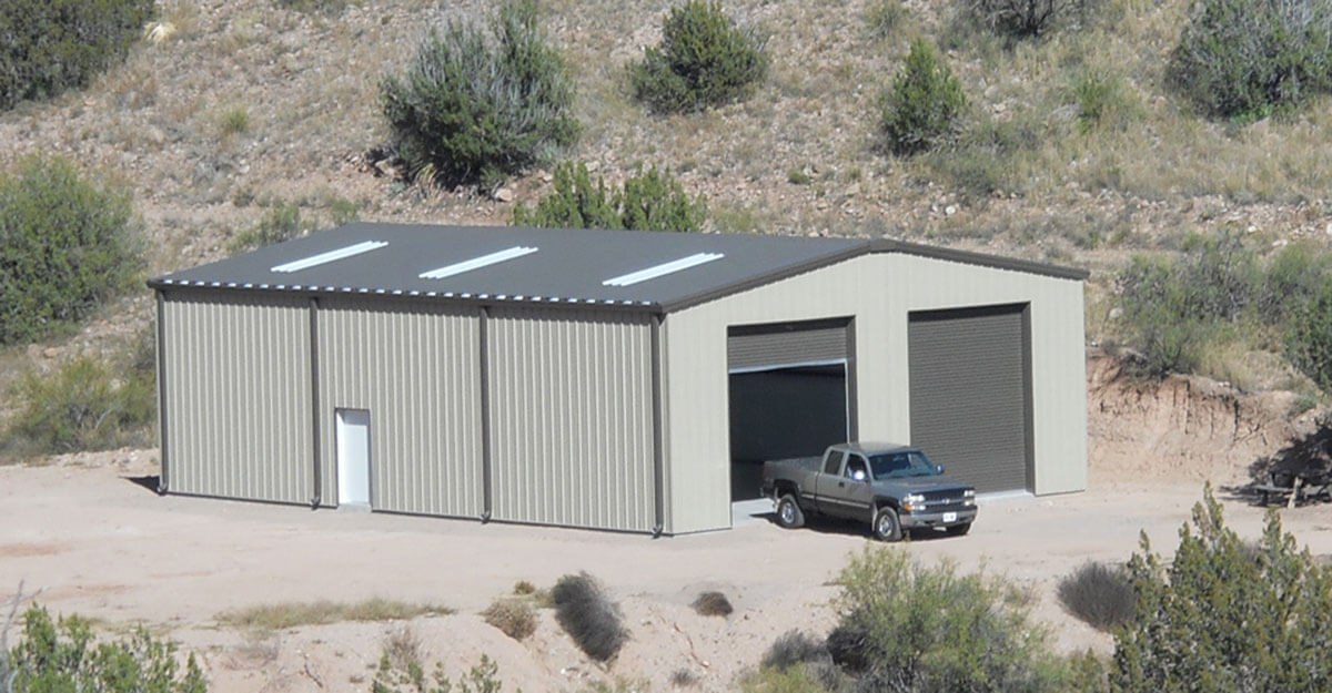 metal garages 40x60 garage building new mexico HTUFMKL