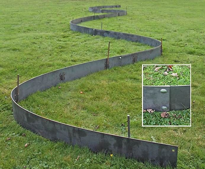 Garden Edging Metal Uk - Garden Designs