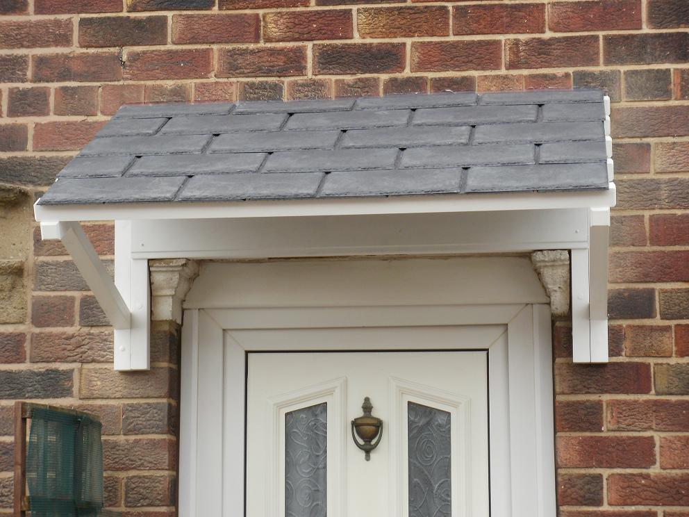 minster mono pitch door canopy 1800mm wide FPOQJBO