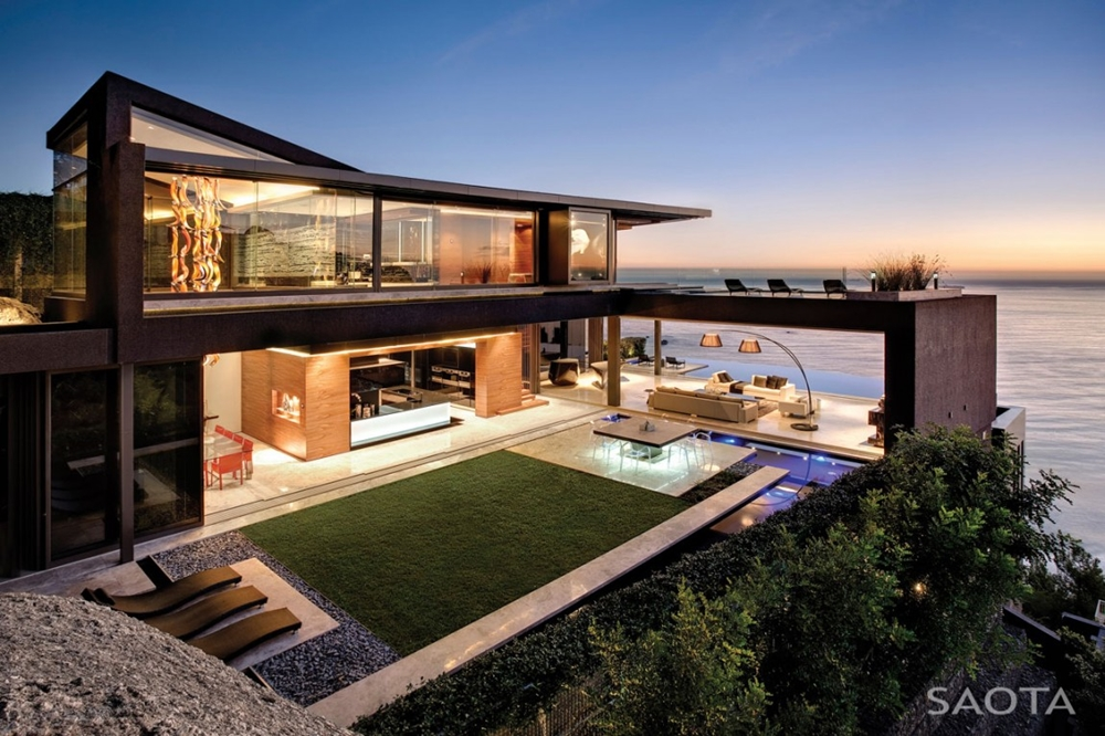 modern house designs modern home with the ocean view GWESDDX