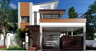 modern house designs | pinoy eplans - modern house designs, small house  designs and more! LTWFKGY