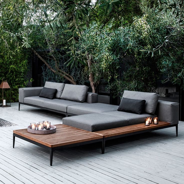 modern outdoor furniture inspiration from houseology.com. deck furnituremodern patiobalcony ... QIGMYIE