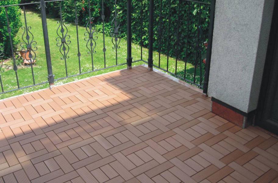 naturesort deck tiles (6 slat) WWQEKSD