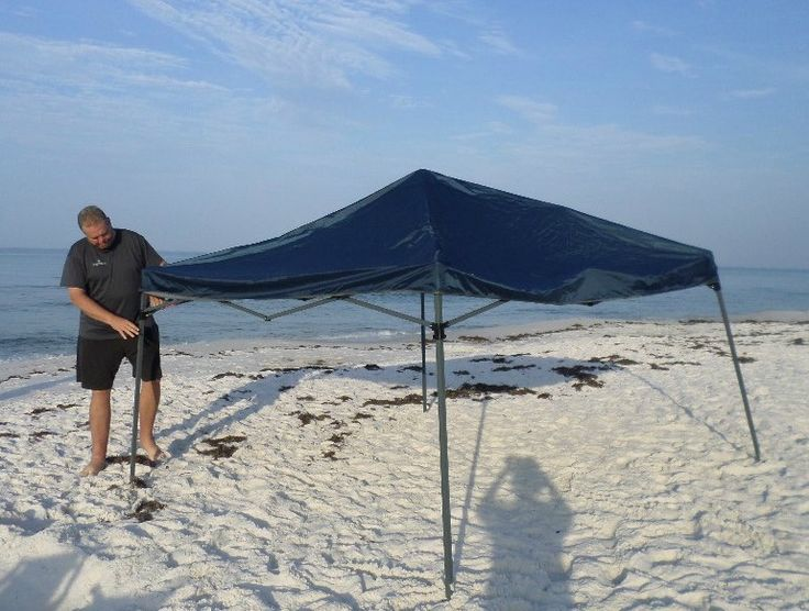 need lots of shade for a group of people - use a beach canopy tent EDTZXWH & Beach canopy advantages - yonohomedesign.com