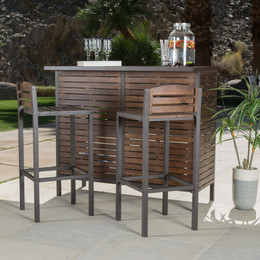 outdoor bar patio bar sets SWWVSDS
