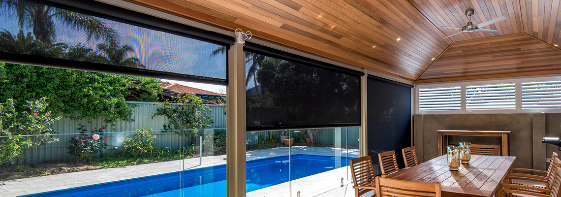 outdoor blinds perth | outdoor blinds brisbane | bozzy blinds DVBLTUE