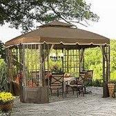 outdoor canopy gazebo SIEQXEJ