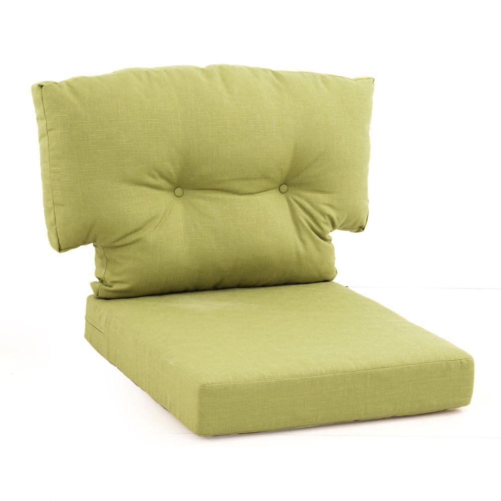 outdoor chair cushions charlottetown green bean replacement outdoor swivel chair cushion VBDKUST