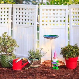 outdoor decor garden décor GSECOLD