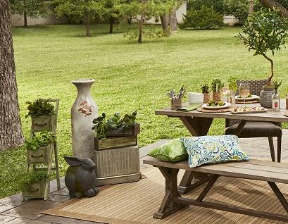 outdoor decor garden thyme JUAZQQY