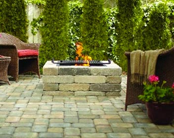 outdoor decor outdoor living kits QCBWPCH