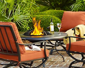 Beau Outdoor Decor Patio Furniture DSQACKV