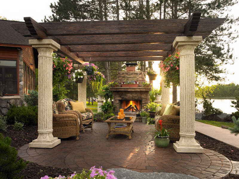 outdoor decor use these tips to improve your outdoor décor DISBRAH