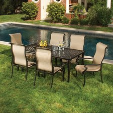 outdoor dining sets six person patio dining sets youu0027ll love | wayfair GFFBJUZ