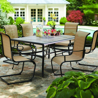outdoor dining sets UANJQOM