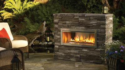 outdoor fireplace regency® horizon® hzo42 outdoor gas fireplace DUNFPQR