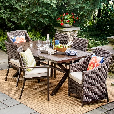 outdoor furniture cushions belvedere cushions; heatherstone cushions ... VGBMYWL