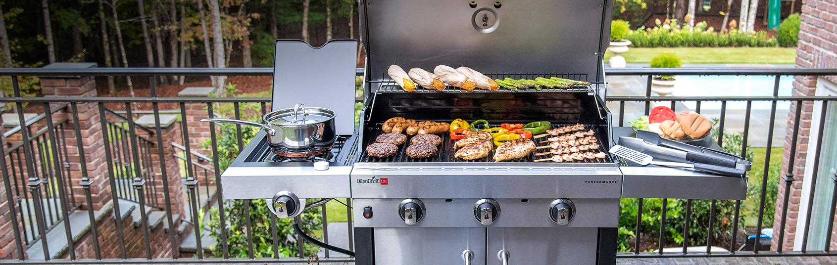 outdoor grill grills RIWLXPB