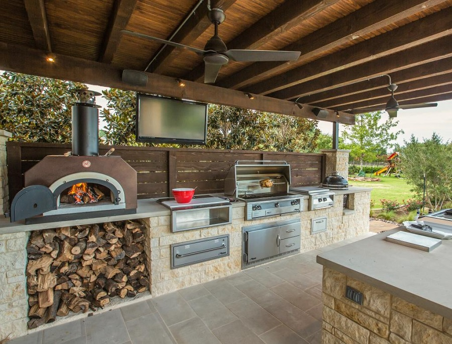 3 Best Outdoor Kitchen Designs – yonohomedesign.com Kitchen Cook Ideas on cooks kitchen plans, cooks country kitchen, fireplace ideas, cooks kitchen tools, dining room ideas, cooks kitchen products, cooks kitchen appliances, master bedroom ideas,