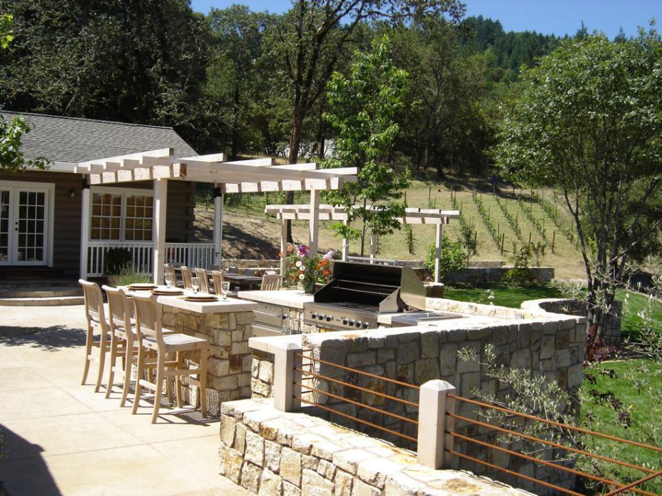 outdoor kitchen ideas | diy TMADOLN