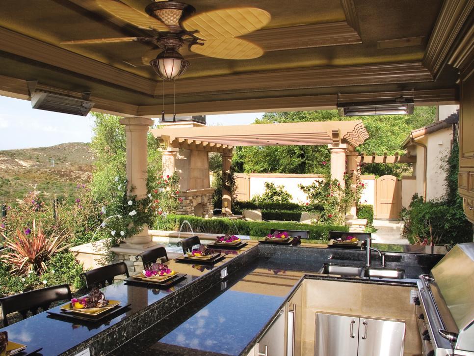 outdoor kitchen ideas | diy ZTYLEEK