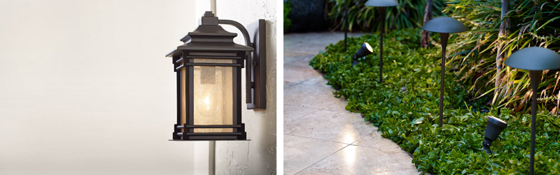 outdoor lighting - bright looks for the porch, patio u0026 exterior areas ONVEDZW