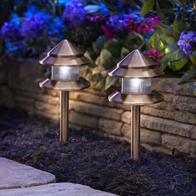outdoor lighting walkway u0026 path lights QFYBMFN