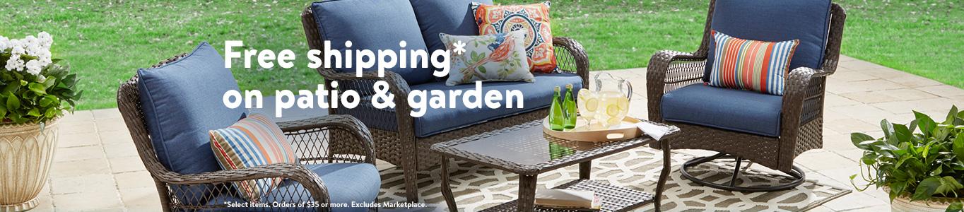 outdoor patio furniture patio furniture - walmart.com UNKKBIG