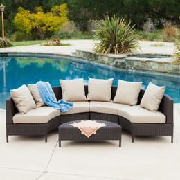 outdoor patio furniture patio tables · conversation sets VWNLFBW