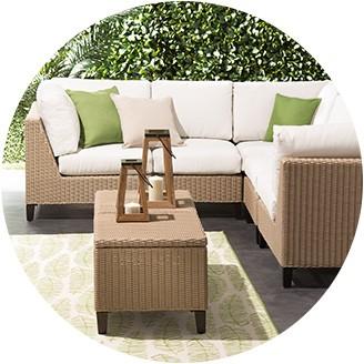 outdoor patio furniture ... patio tables · outdoor sectionals ... ZETOJGV