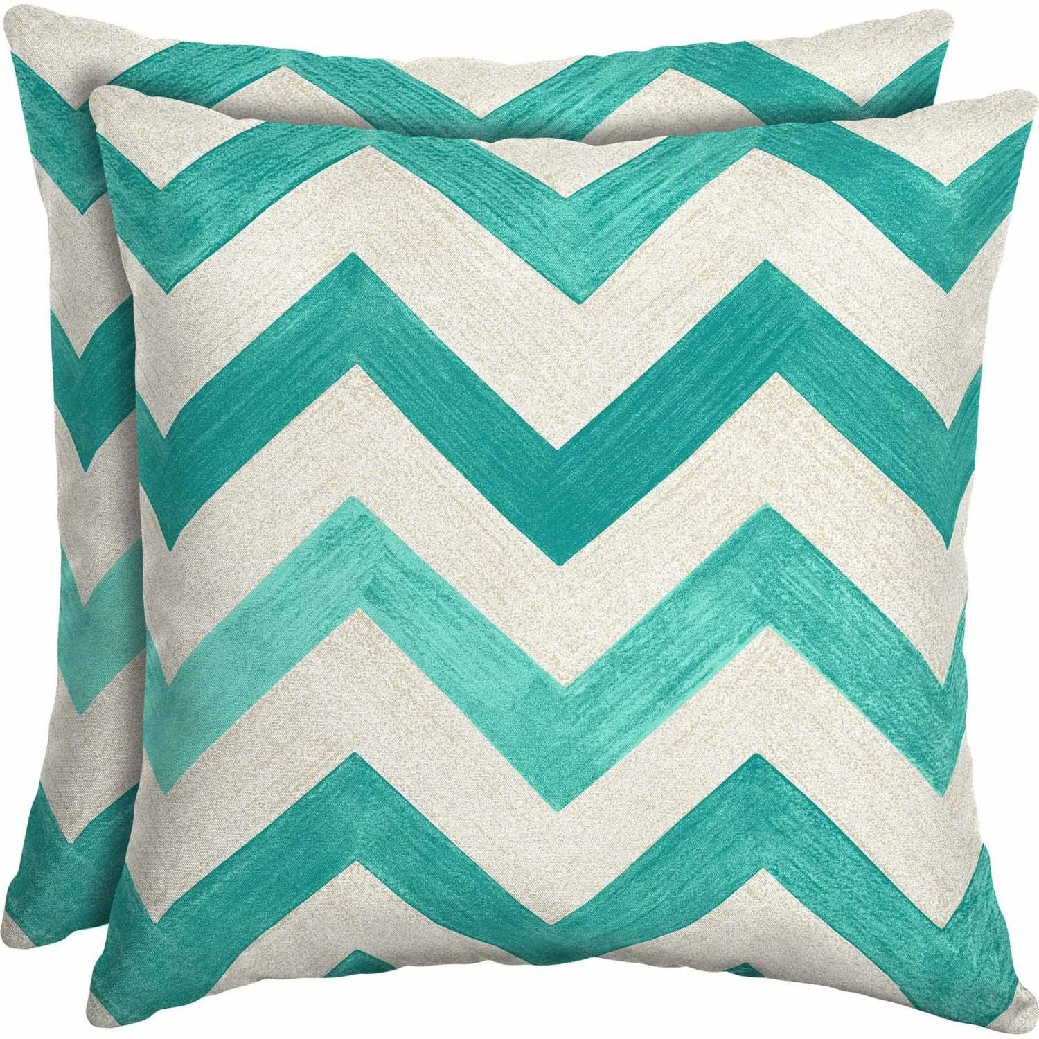 outdoor pillows mainstays outdoor patio 16 AODZKLP