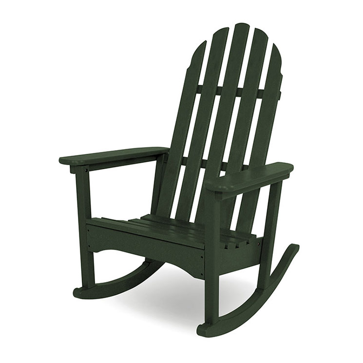 outdoor rocking chairs adirondack outdoor rocking chair SLFZUNK