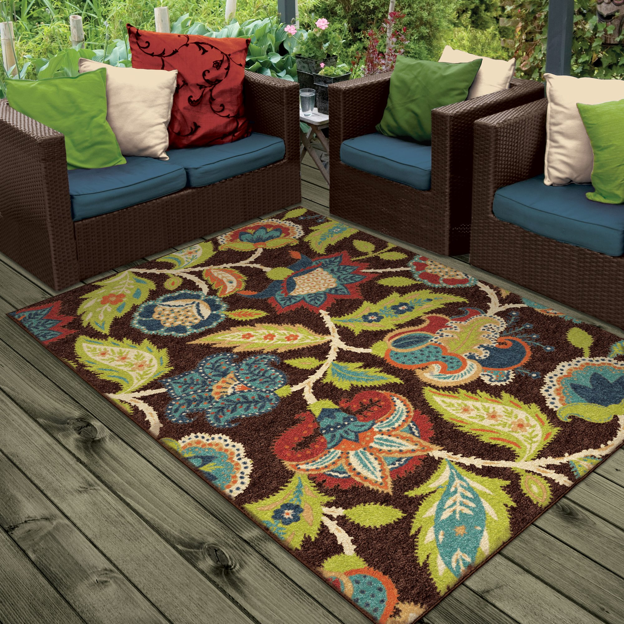 Importance of outdoor rugs