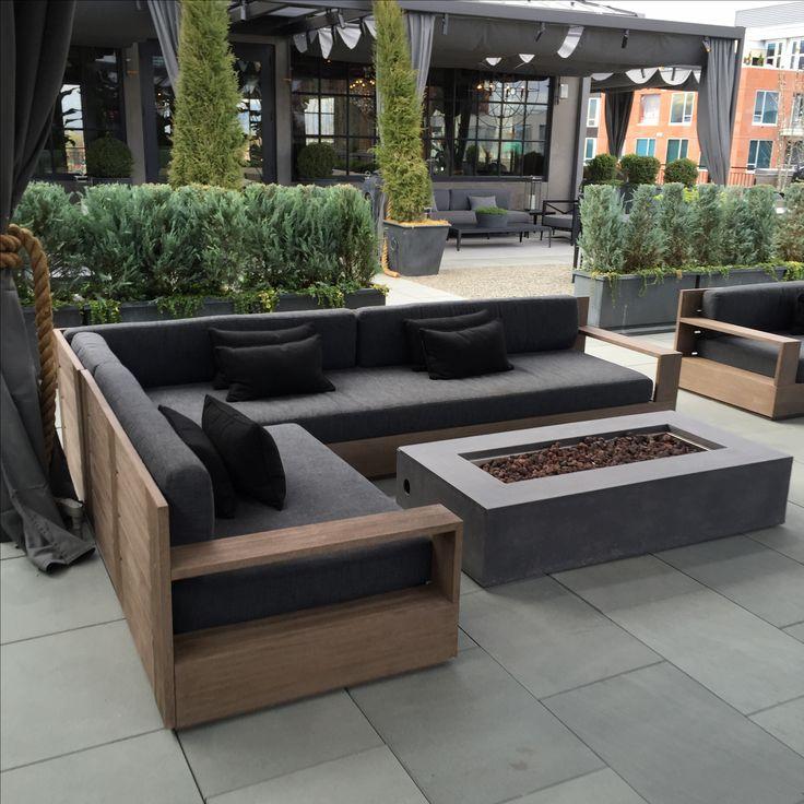 outdoor sofa rh outdoor more EVBXQAM