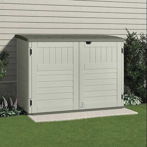 outdoor storage sheds suncast bms4700 outdoor storage shed, 70-1/2inwx44-1/4ind KIUSCLF
