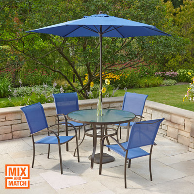 outdoor table and chairs patio mix u0026 match. shop our most affordable patio furniture ... SMPPYOJ