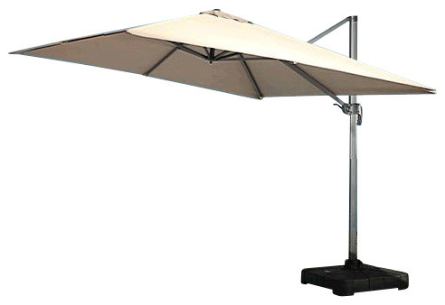 outdoor umbrella renava modern patio umbrella with base contemporary-outdoor-umbrellas GLVJKXK