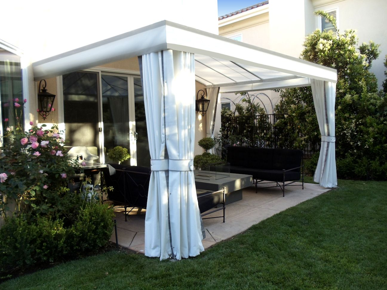 patio curtains outdoor curtains, drapes and shades PWEKUYQ