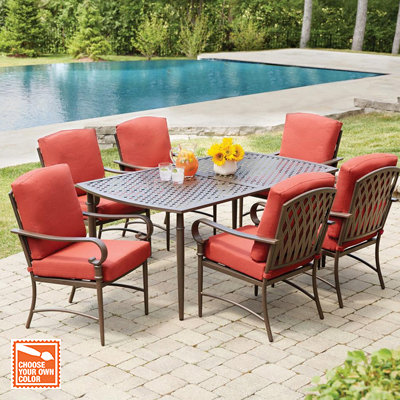 patio dining sets outdoor dining chairs · customize your own patio HCOJJYQ
