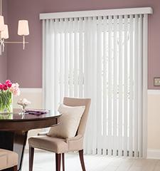 patio door blinds blindsgalore vinyl vertical blinds BCCTDSS
