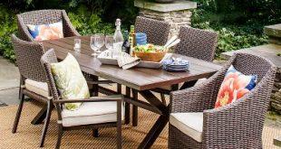 patio furniture cushions belvedere cushions; heatherstone cushions ... BHJTAKU